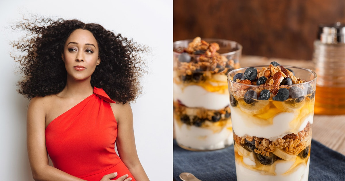 You'll Definitely Want To Steal Tia Mowry's Go-To Breakfast Recipes