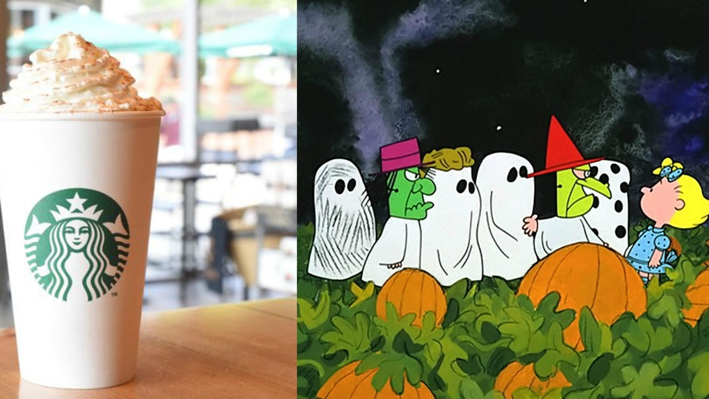 What S In The Great Pumpkin Latte At Starbucks It S A