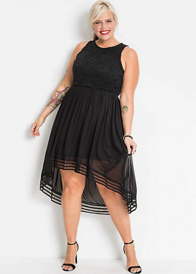 Tulle Shell Party Dress