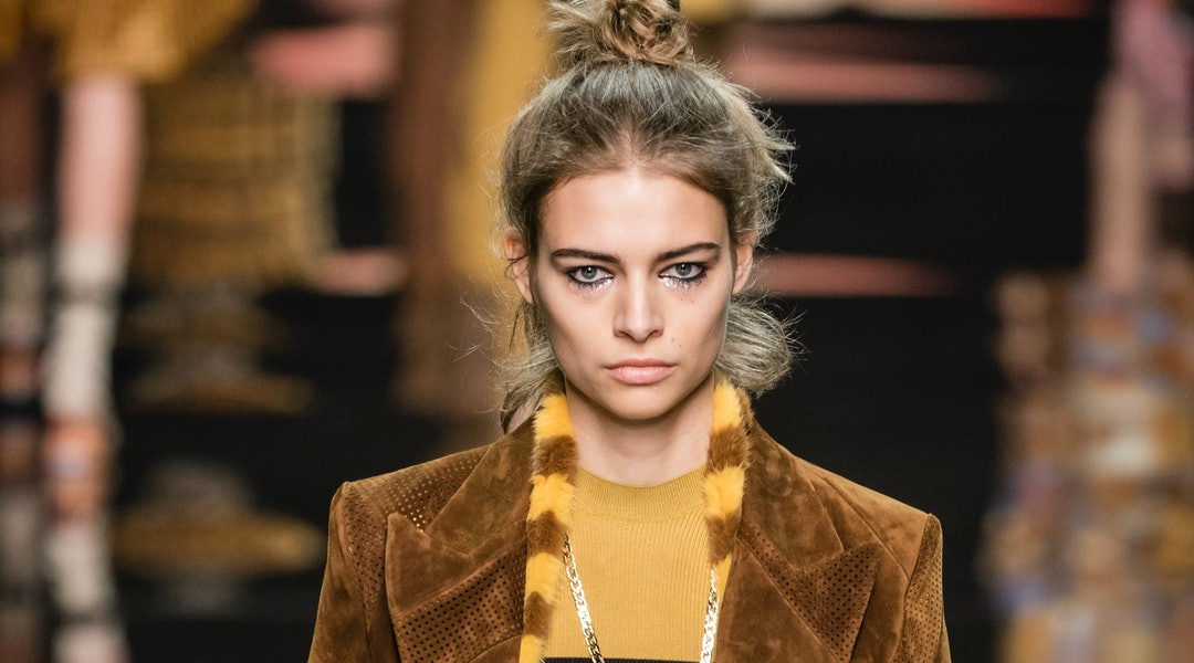 Summer Hair 2020.6 Milan Fashion Week Spring Summer 2020 Hair Trends That Are