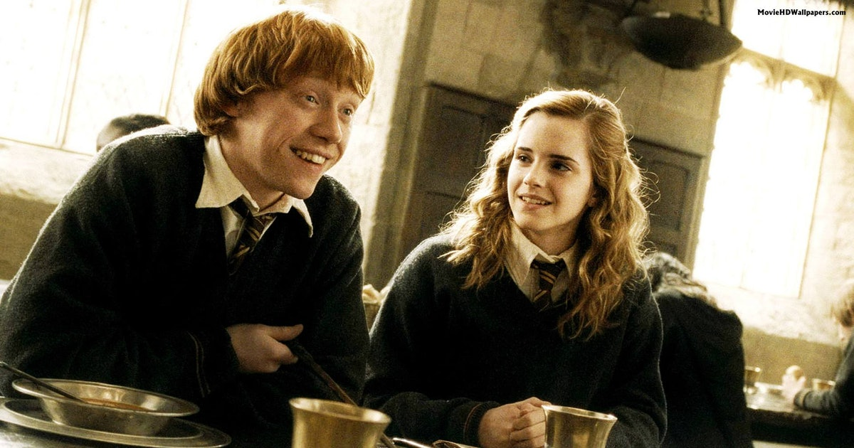 8 Times Hermione & Ron's Friendship Showed Signs Of Things To Come