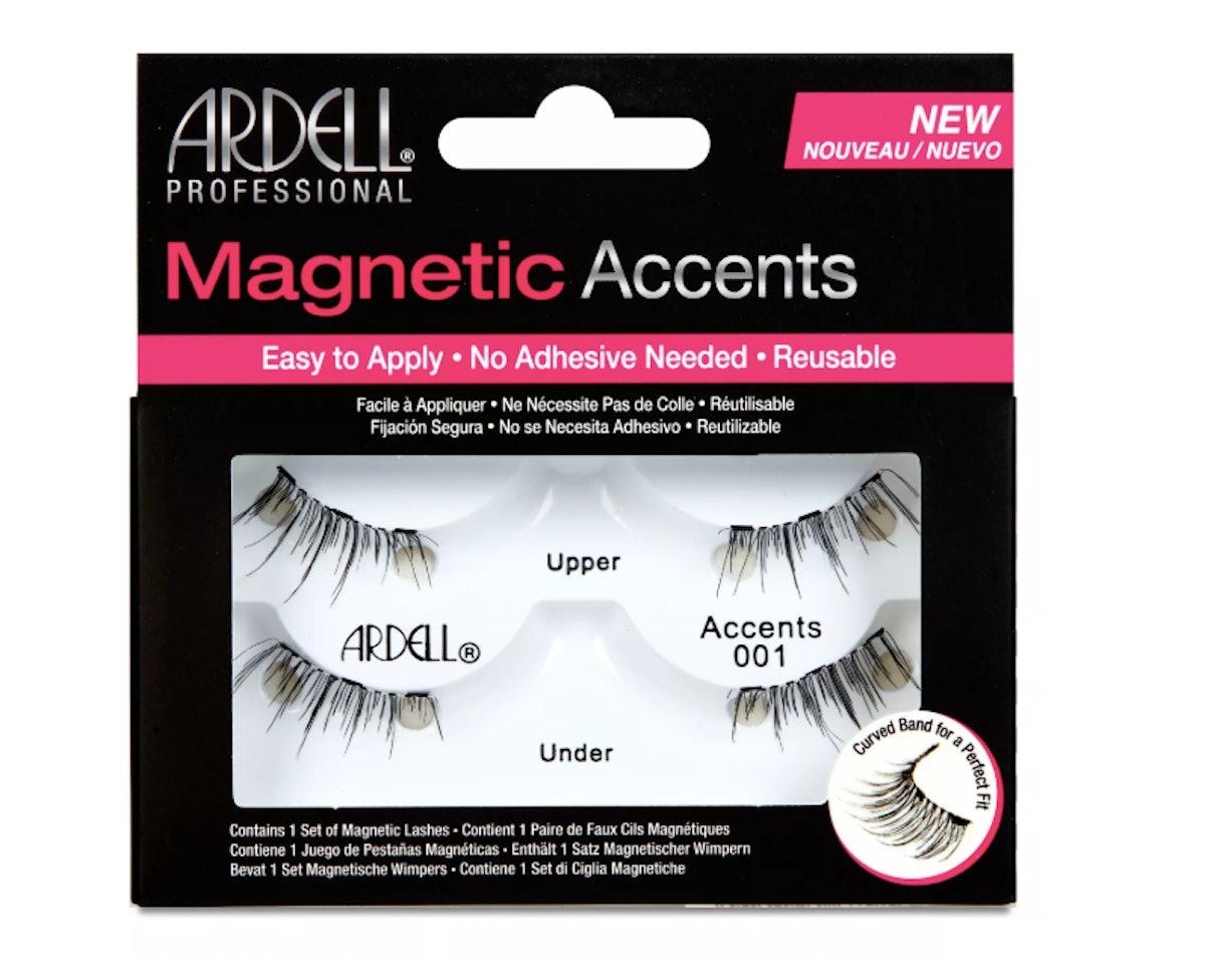 Ardell Accent 001 Magnetic Eyelashes Black