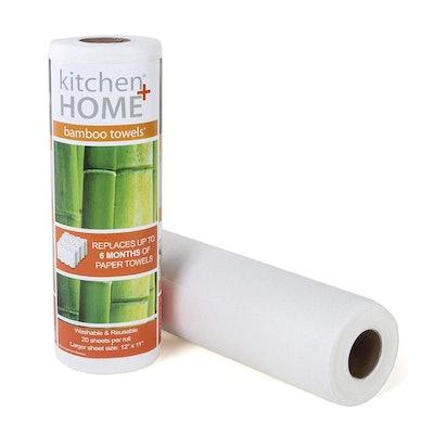 Reusable Bamboo Paper Towels