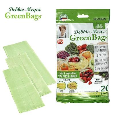 Debbie Meyer Green Bags Food Storage Bags (20-Pack)