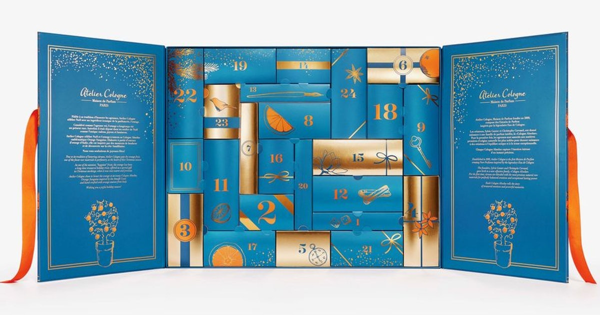 9 Best Beauty Advent Calendars In The UK For Christmas 2019