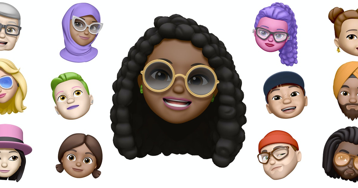 What Are Memoji Stickers In iOS 13? The New Emojis Are So Personal