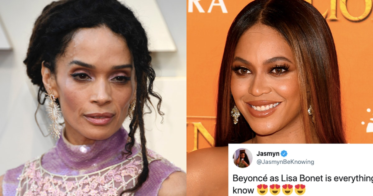 Beyoncé's Throwback Lisa Bonet Halloween Costume Has Fans Going Wild