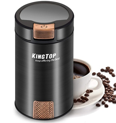 KINGTOP Electric Coffee And Spice Grinder
