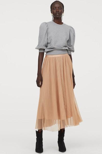 Circular Tulle Skirt