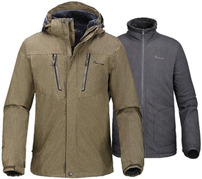 OutdoorMaster 3-in-1 Ski Jacket