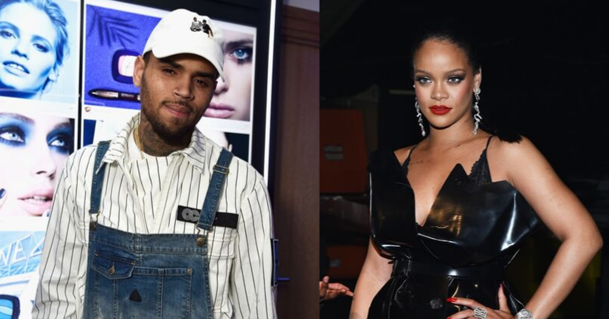 Chris Brown's Comments On Rihanna's Instagram Sparked So Much Outrage