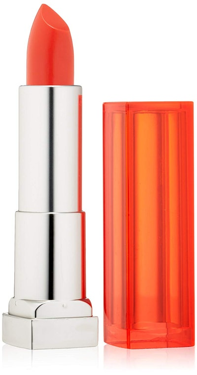 Color Sensational Vivids Lipcolor, Vibrant Mandarin