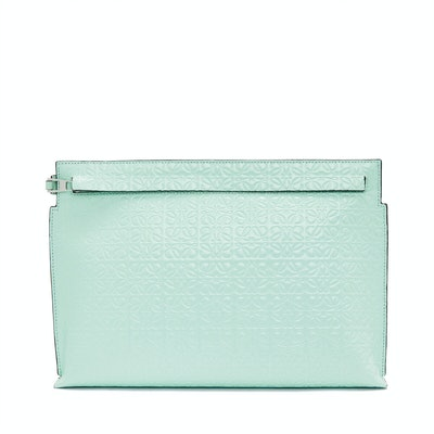 T Pouch Repeat Mint
