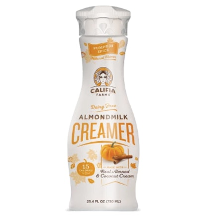 Califia Farms Pumpkin Spice Almondmilk Creamer