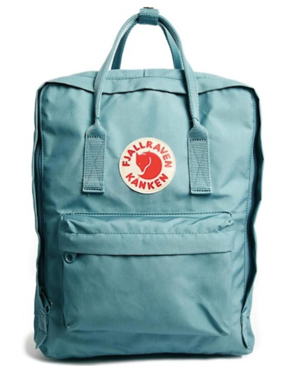 Fjallraven's Kanken Classic Backpack for Everyday