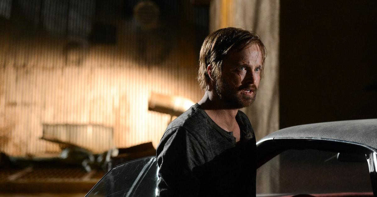 The 'El Camino: A Breaking Bad Movie' Trailer Brings Back Jesse Pinkman