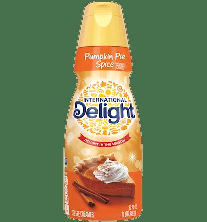 International Delight Pumpkin Pie Spice Coffee Creamer