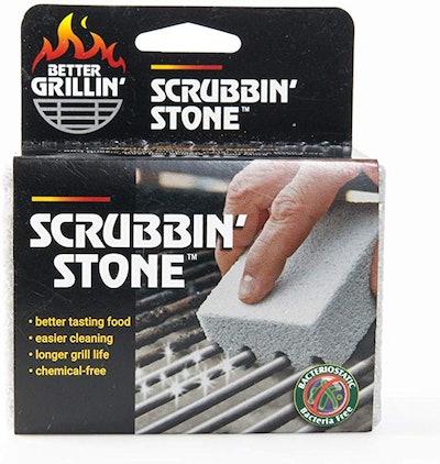 BETTER GRILLIN'' Scrubbin' Stone Grill Cleaner