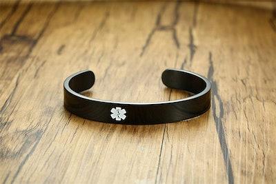 VNOX Personalized Medical Bracelet