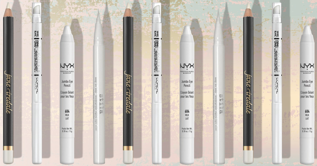 The 5 Best White Eyeliners