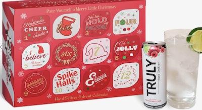 Hard Seltzer Advent Calendar