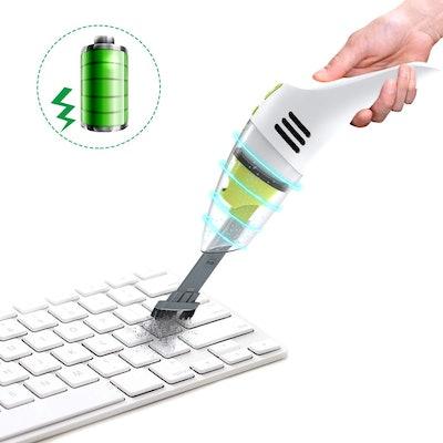 MECO Keyboard Cleaner and Mini Vacuum
