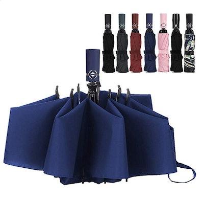 LANBRELLA Compact Inverted Umbrella