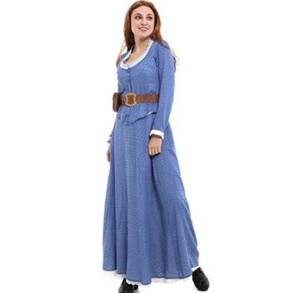 Westworld Dolores Abernathy Cosplay Dress Costume