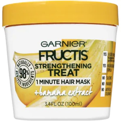Strengthening Treat 1 Minute Hair Mask + Banana Extract