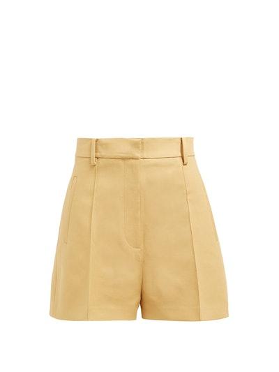 Casey Cotton Twill Shorts