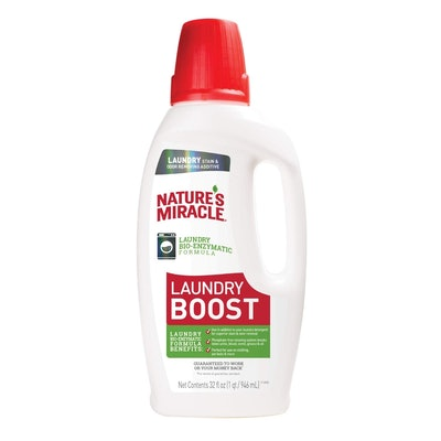 Nature's Miracle Enzymatic Laundry Boost, .95 liters