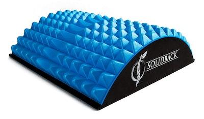 Solid Back Lower Back Stretcher