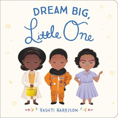 'Dream Big, Little One' by Vashti Harrison