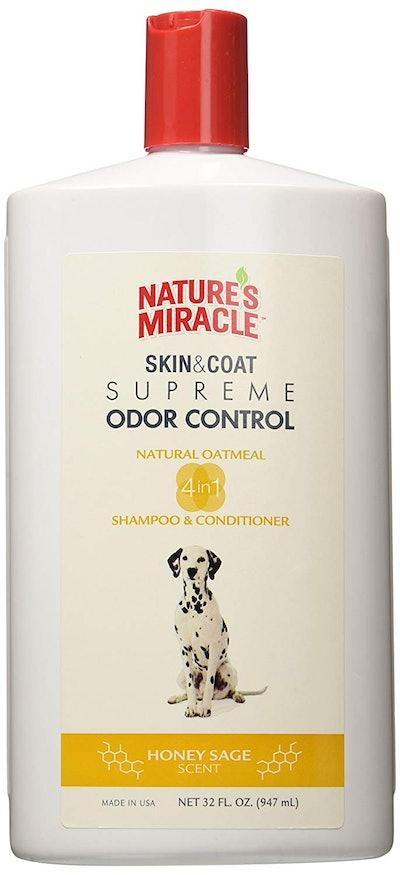 Nature's Miracle Odor Control Shampoo & Conditioner (32 Oz.)