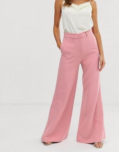 ASOS Edition Wide Leg Pants