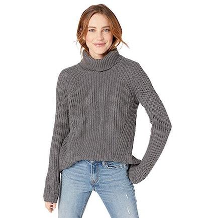 Goodthreads Cotton Turtleneck Sweater