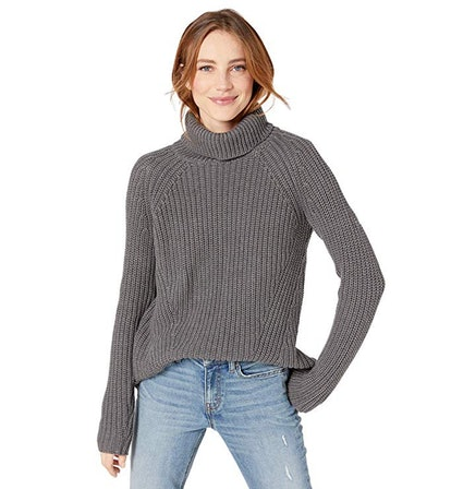 Goodthreads Cotton Turtleneck Sweater