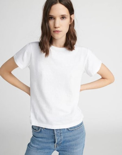 RE/DONE | Hanes Heritage Cotton Classic Tee