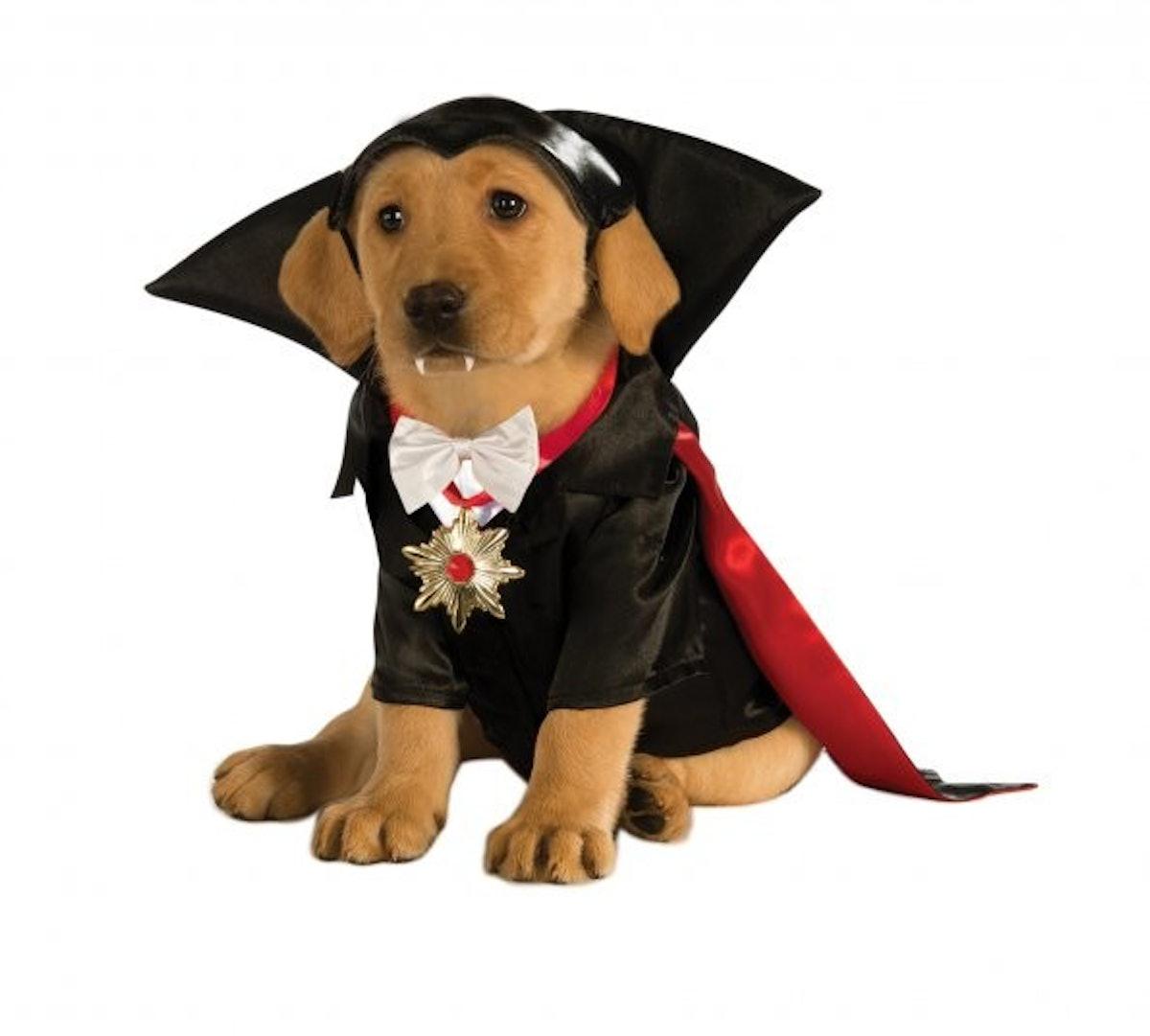 Dracula Dog & Cat Pet Costume