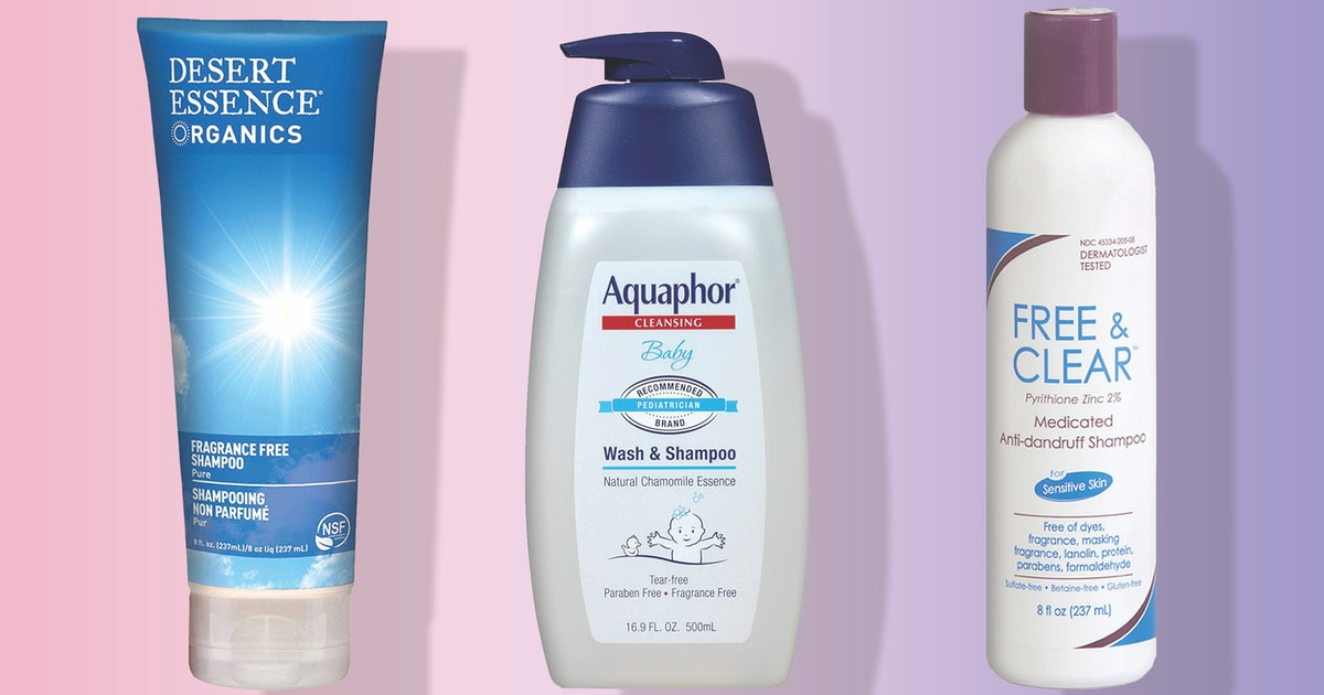 The 4 Best Fragrance-Free Shampoos
