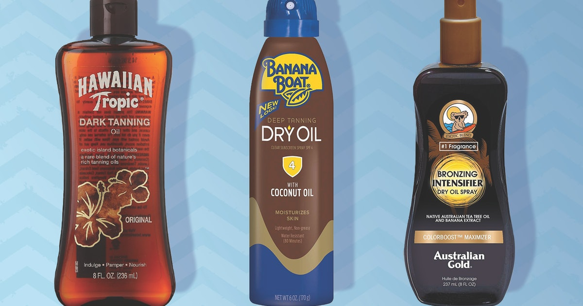The 5 Best Tanning Oils