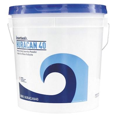 Boardwalk HURACAN40 Industrial Laundry Powder, 40 pounds