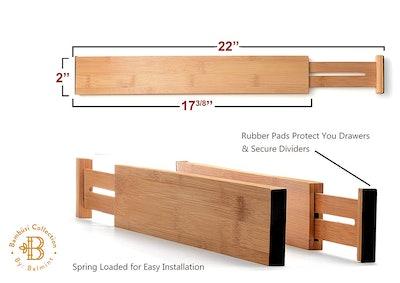 Bambusi Drawer Dividers