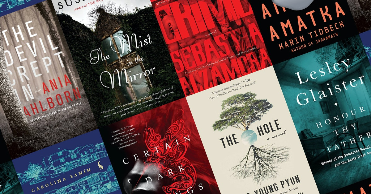 21 Lesser-Known Horror Novels You Should Discover This Year