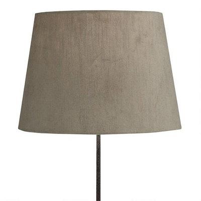 Sage Green Velvet Table Lamp Shade