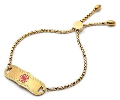 BBX JEWELRY Medical Alert Bracelet