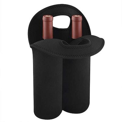 Linkidea Wine Travel Carrier & Cooler Bag