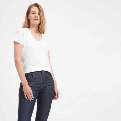 The Cotton V-Neck