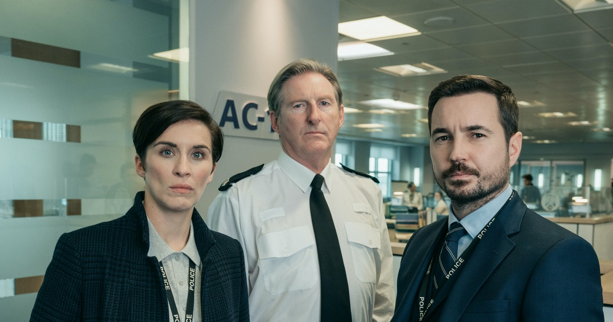 """The Met Office Chief Thinks The Portrayal Of Police In BBC Dramas Is """"Outrageous"""""""