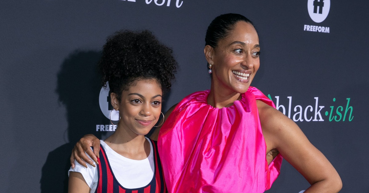 Why Tracee Ellis Ross Won't Be In 'mixed-ish'